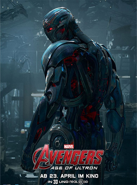 AVENGERS 2 – AGE OF ULTRON