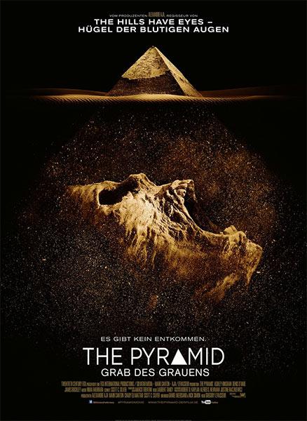 THE PYRAMID – Grab des Grauens