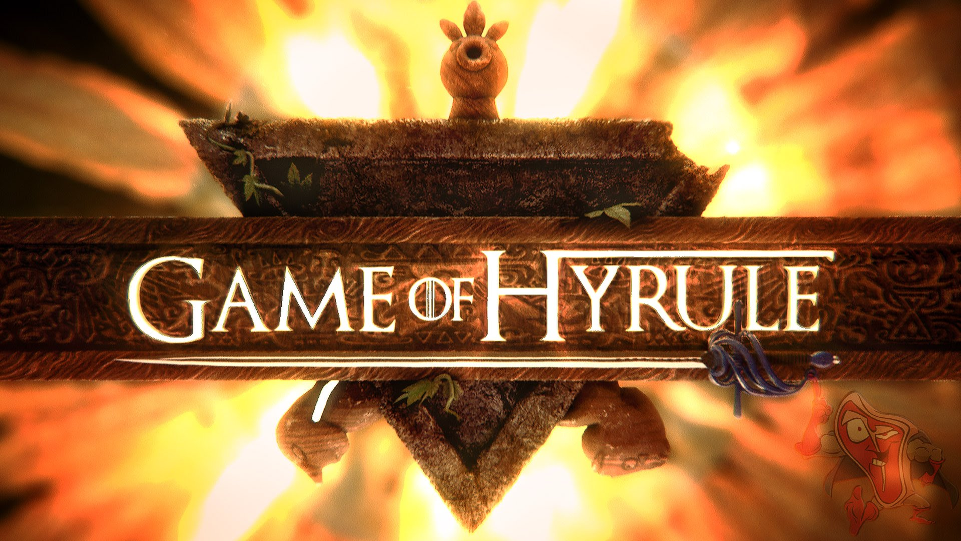 Intro: GAME OF HYRULE