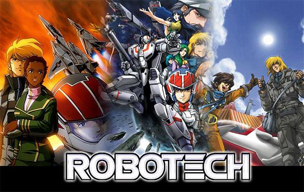 James Wan verfilmt ROBOTECH