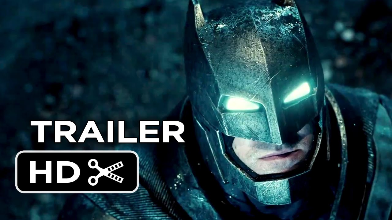 Trailer: BATMAN V SUPERMAN – DAWN OF JUSTICE
