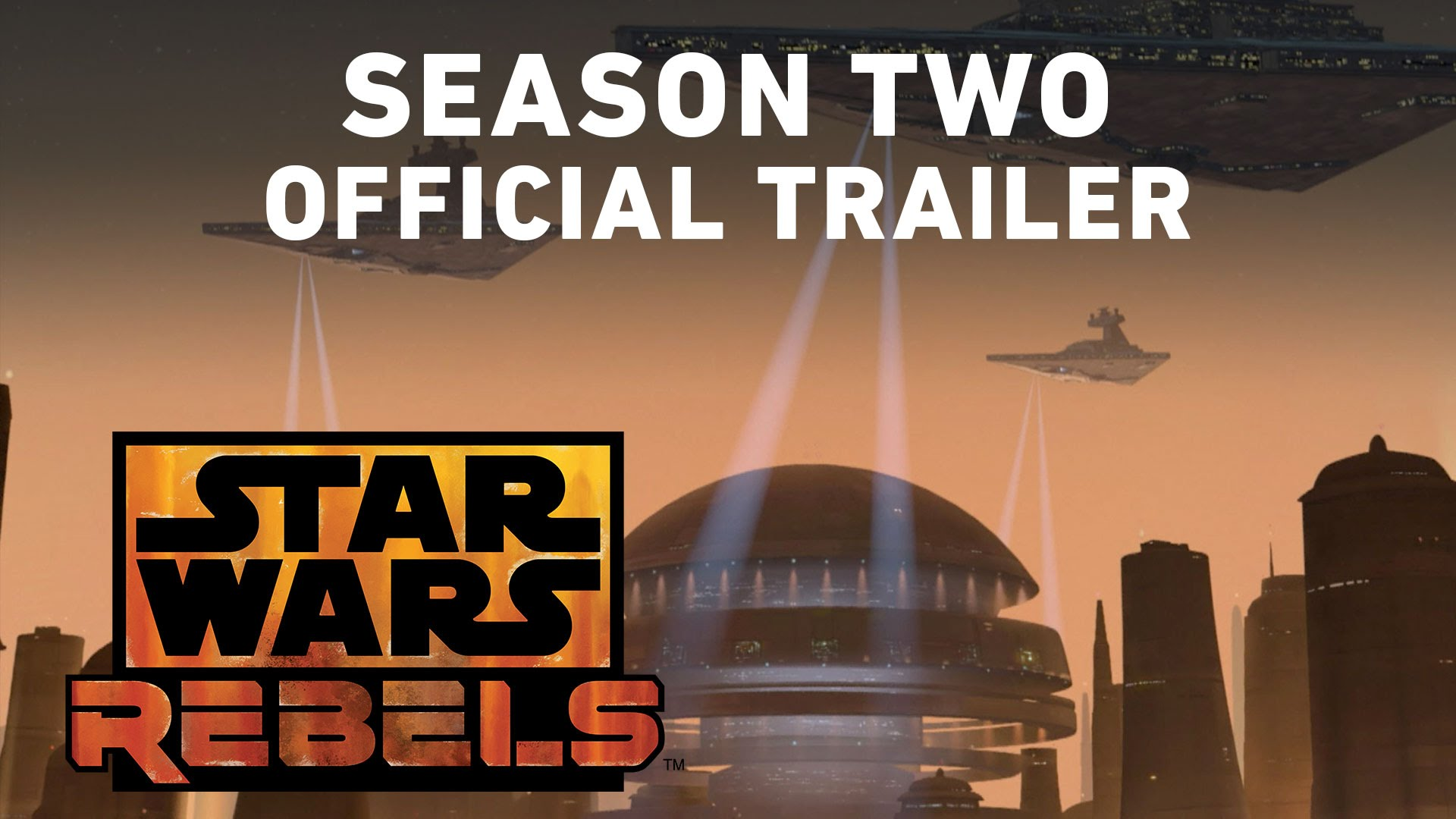 Trailer: STAR WARS REBELS Season 2