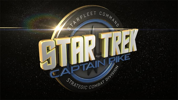 Captain Pike Logo