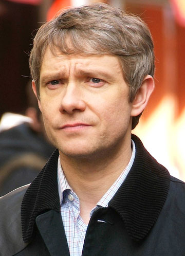 Martin Freeman in CAPTAIN AMERICA: CIVIL WAR