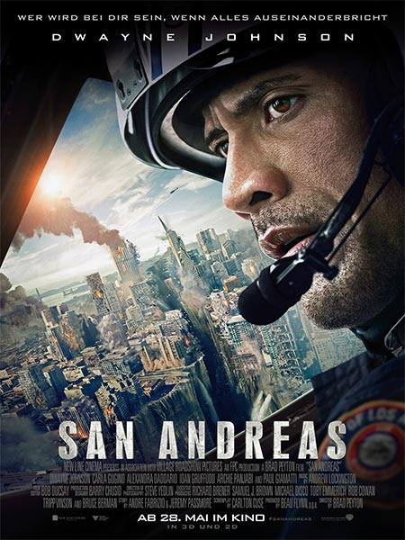 SAN ANDREAS in 3D