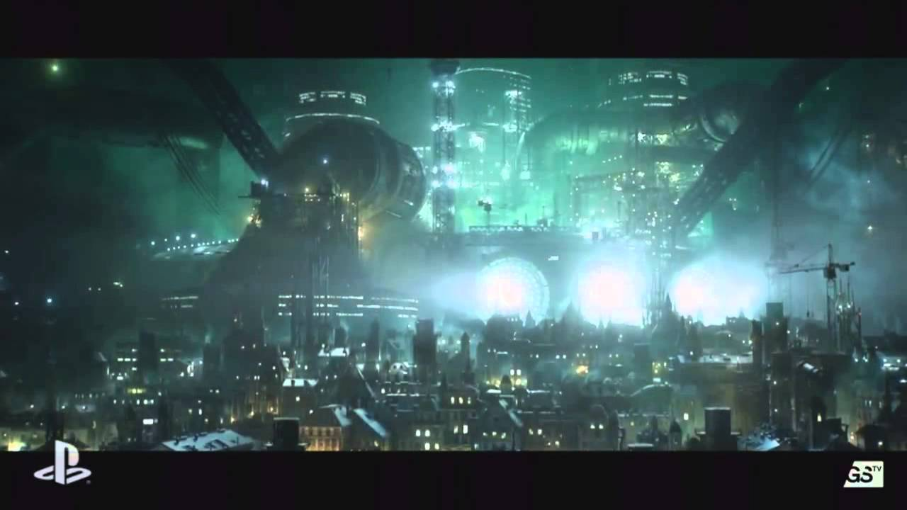 E3: FINAL FANTASY 7 Remake – Official Reveal Trailer