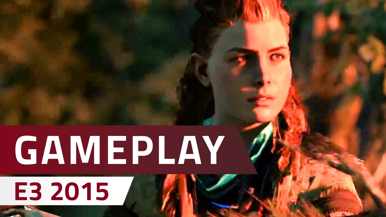 E3 – HORIZON: ZERO DAWN Gameplay