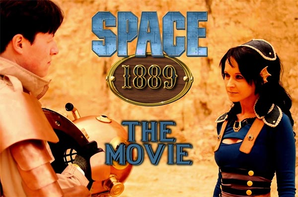 Crowdfunding aus Deutschland: SPACE 1889 THE MOVIE