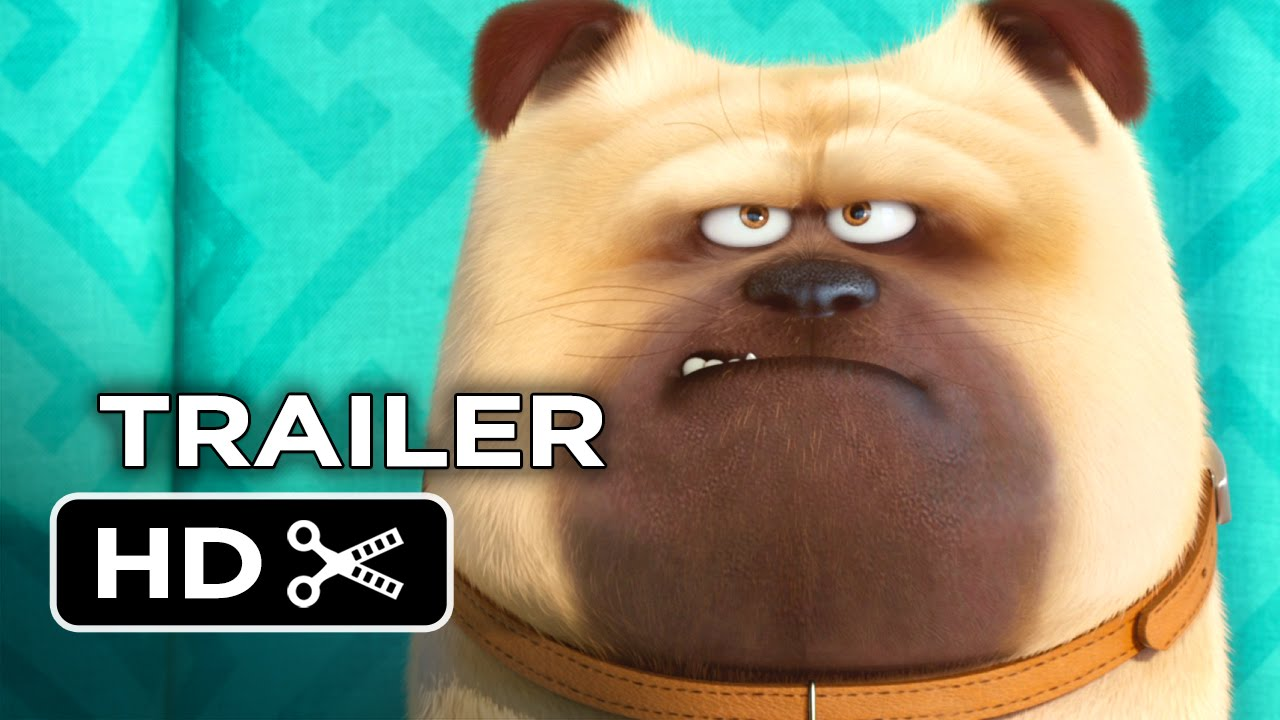 Trailer: THE SECRET LIFE OF PETS