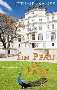 Cover Ein Pfau im Park