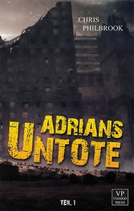 Cover Adrians Untote