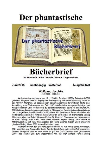 Der Phantastische Bücherbrief 620