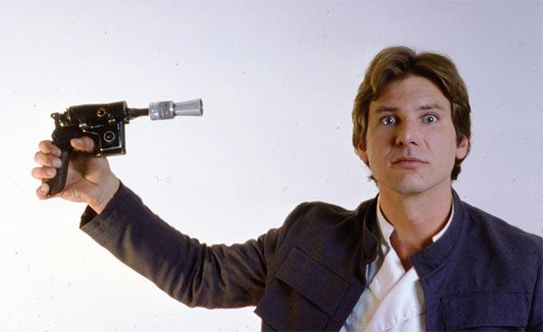 Neuer STAR WARS-Film: Die Abenteuer des jungen Han Solo