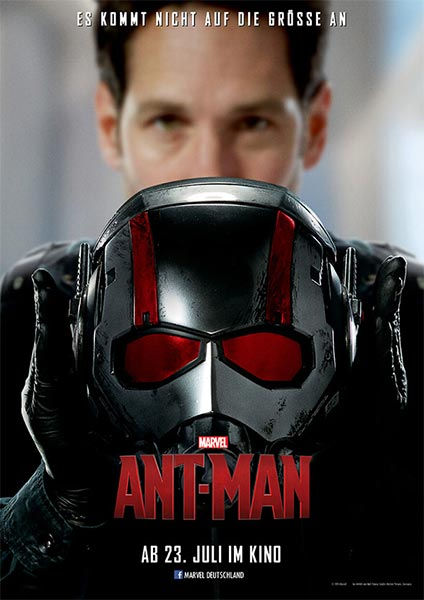 ANT-MAN in 3D