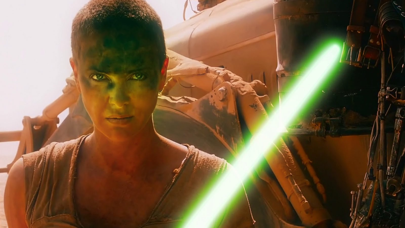 MAD MAX und STAR WARS-Mashup: ROAD WARS