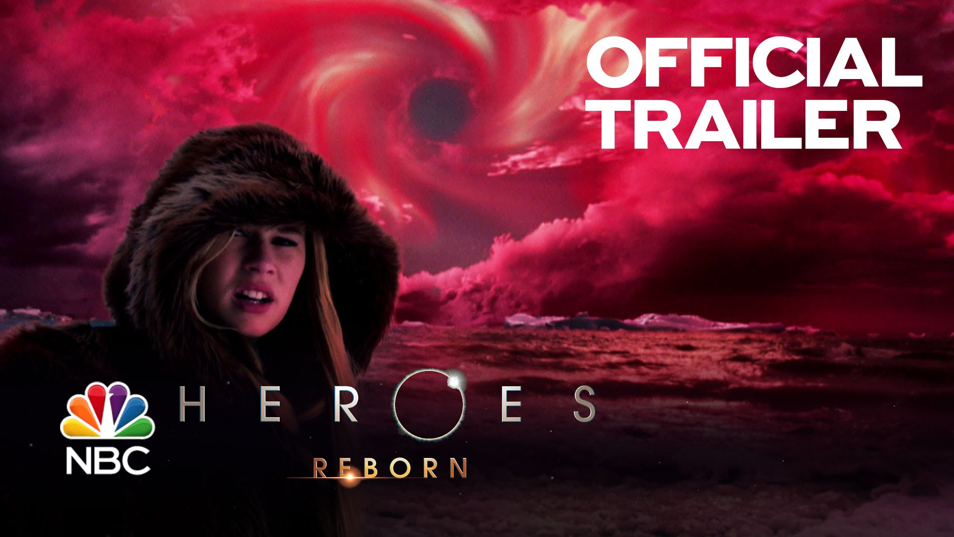 SDCC15: Offizieller Trailer – HEROES REBORN