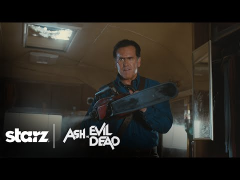 SDCC15: Trailer – ASH VS. EVIL DEAD