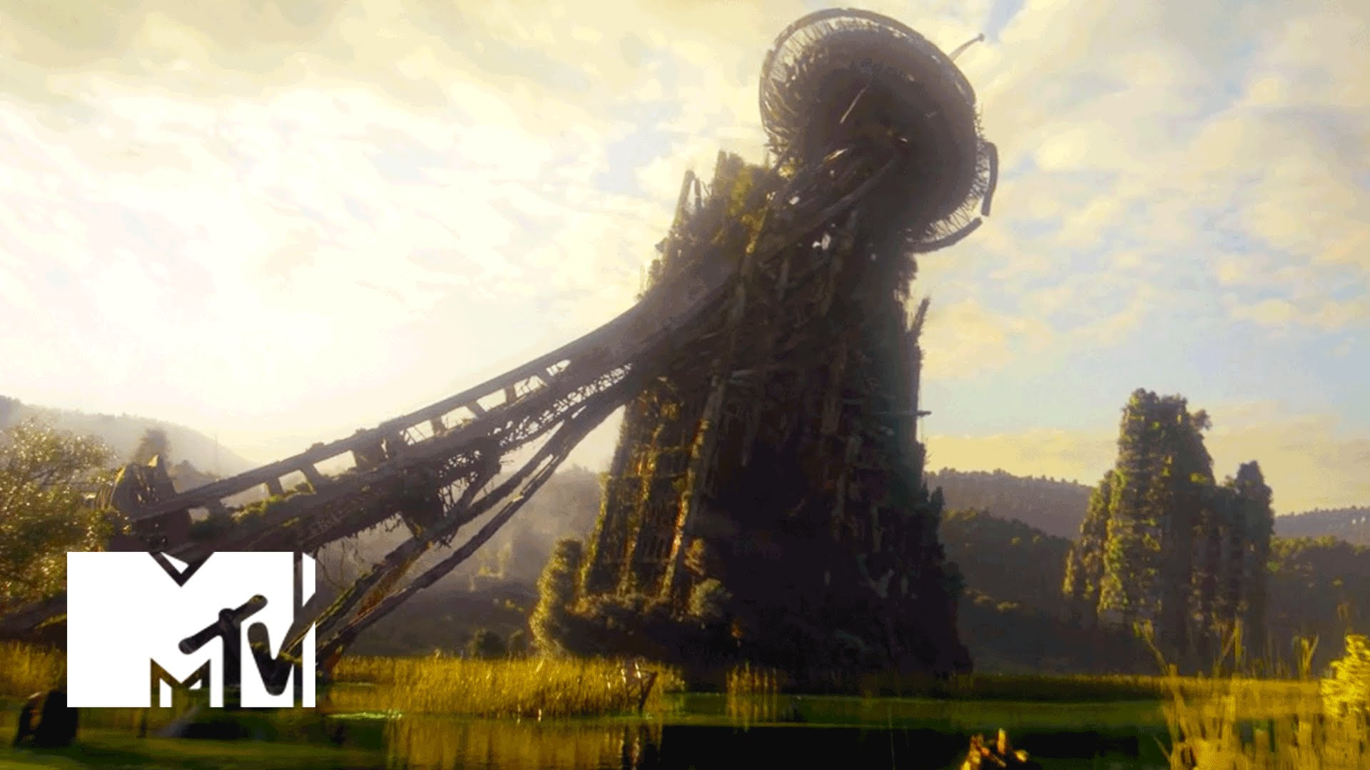 SDCC15: Trailer – SHANNARA CHRONICLES