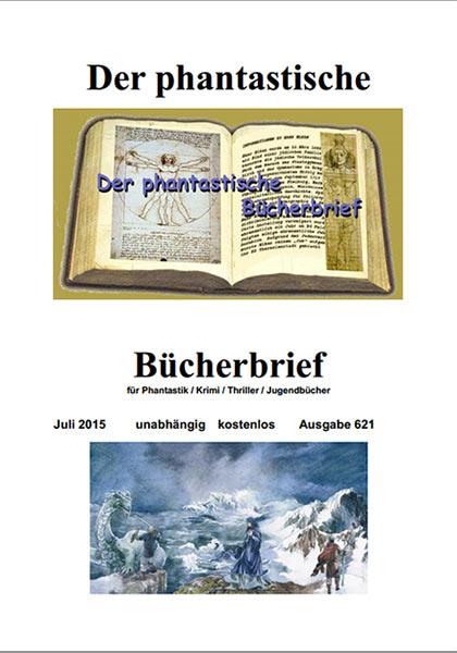 DER PHANTASTISCHE BÜCHERBRIEF 621