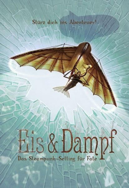 Erschienen: Rollenspiel zu EIS &DAMPF
