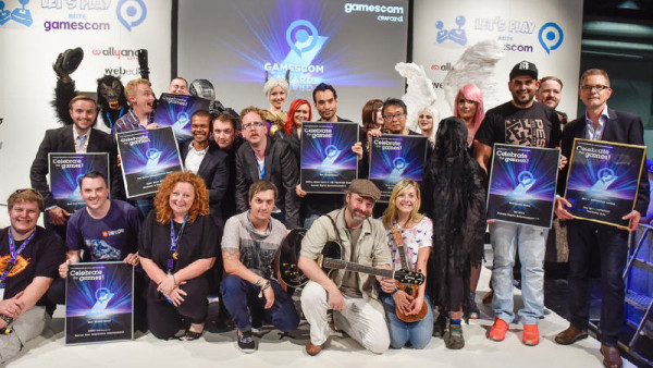 GamesCom Award 2015