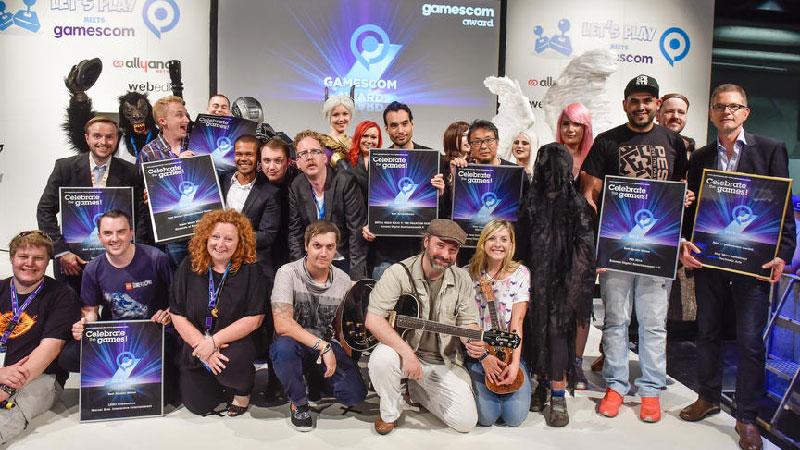 Die Gewinner des GamesCom Award 2015