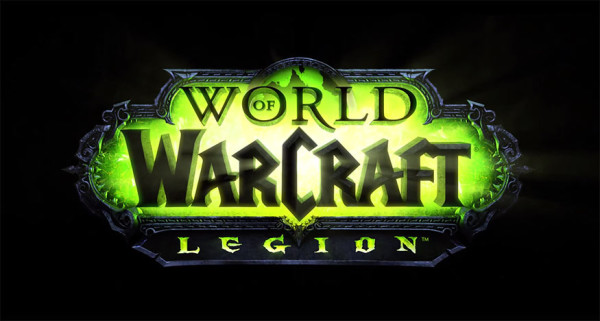 Logo WOW Legion