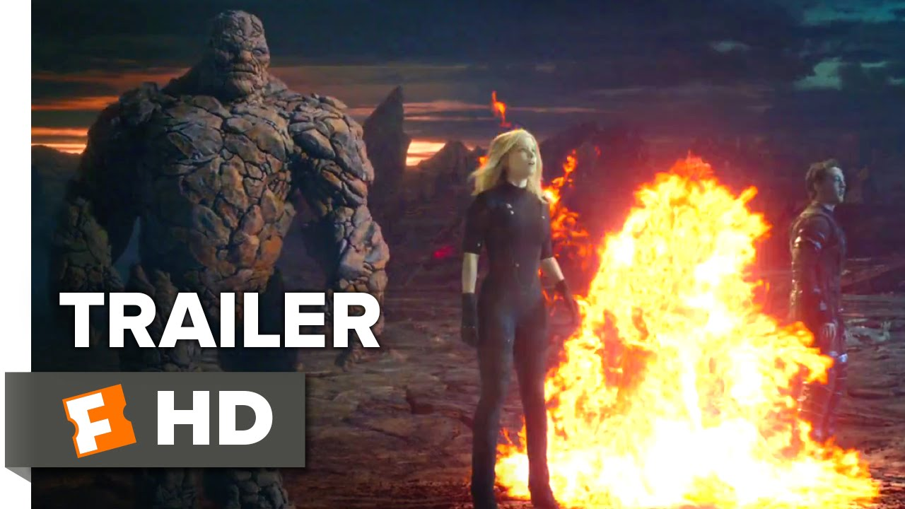 FANTASTIC FOUR implodiert
