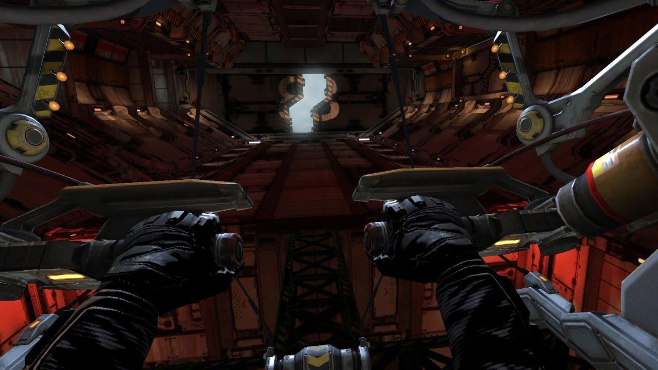 GamesCom: CCP Games zeigt Trailer zum VR-Spiel GUNJACK