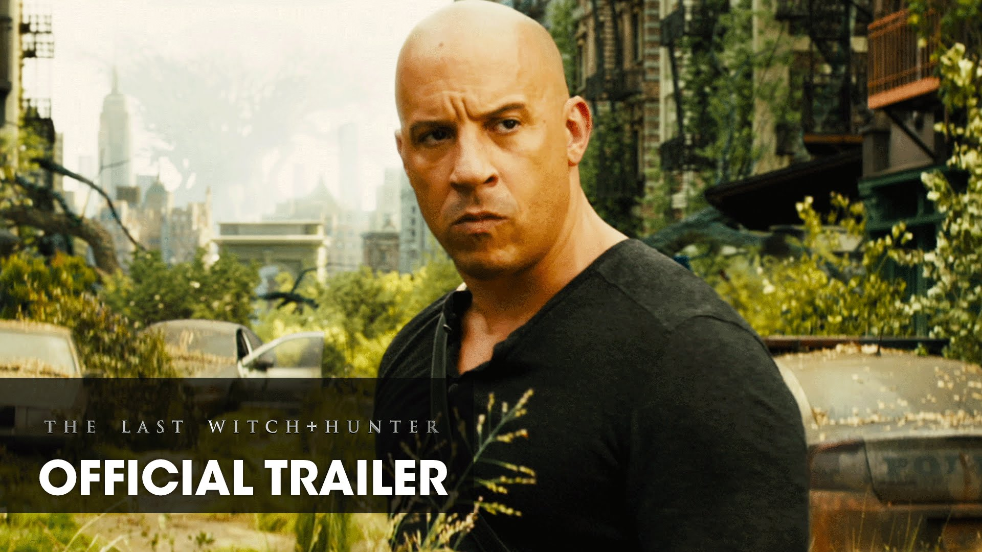 Trailer: THE LAST WITCH HUNTER