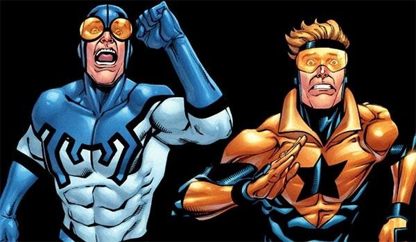 DC verfilmt BOOSTER GOLD und BLUE BEETLE