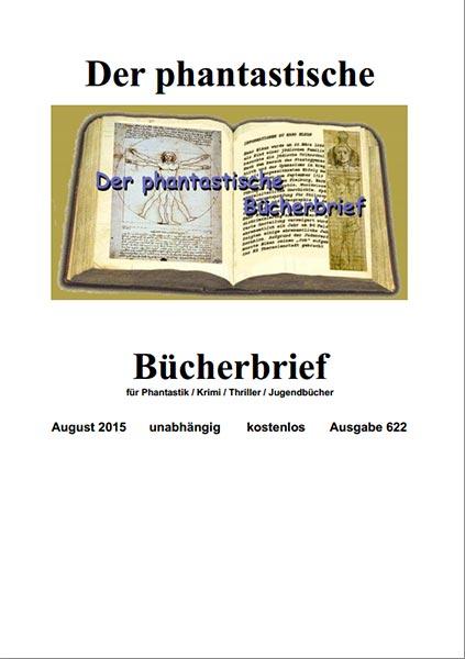 DER PHANTASTISCHE BÜCHERBRIEF 622