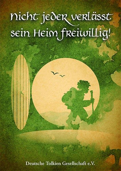 Super Aktion: Deutsche Tolkien Gesellschaft unterstützt Flüchtlinge