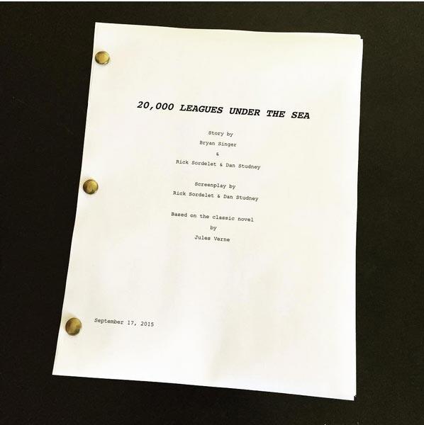 Bryan Singer will 20000 MEILEN UNTER DEM MEER neu verfilmen