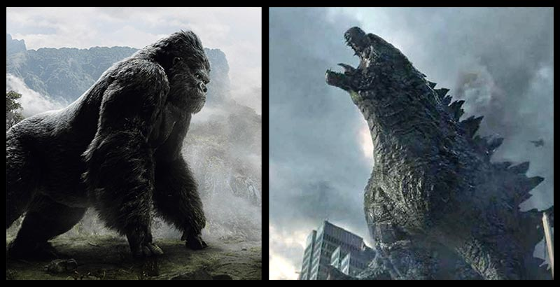 KING KONG, GODZILLA und Tom Hiddleston in einem Film
