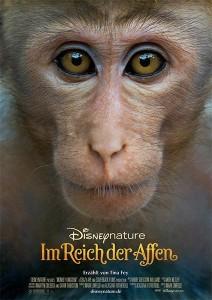 Poster Im Reich der Affen