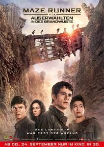 Poster Maze Runner 2