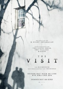 Poster The Visit
