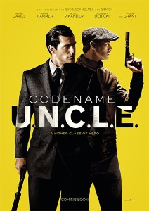 Poster UNCLE