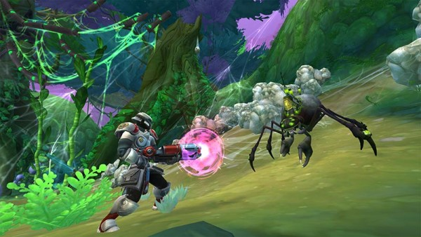 Screenshot Wildstar