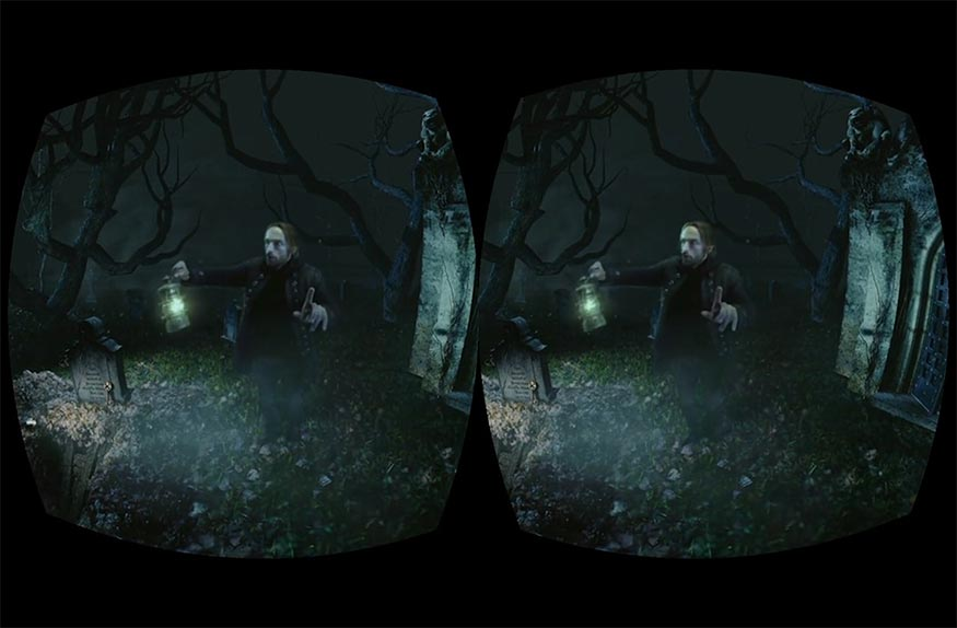 Emmy für SLEEPY HOLLOW Virtual Reality-Produktion