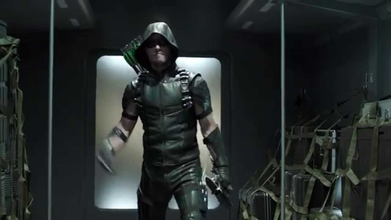 Dragon Con ARROW Trailer
