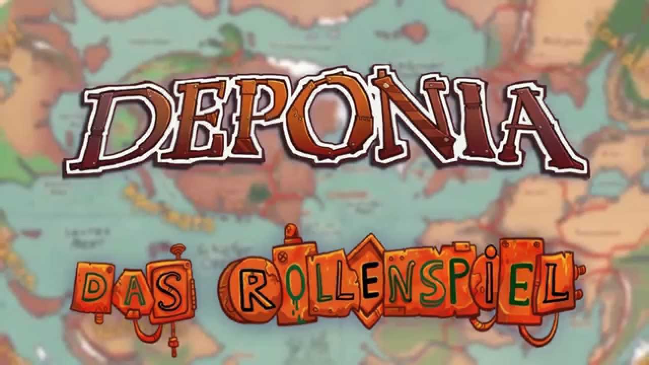 In Kürze: DEPONIA – DAS ROLLENSPIEL
