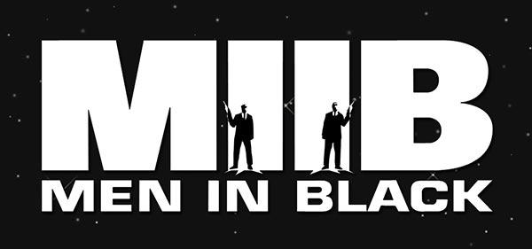 Logo Men In Black