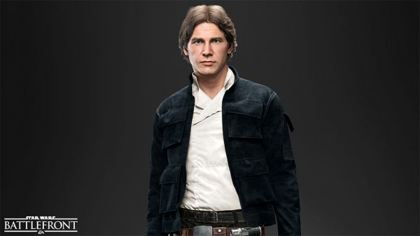 Battlefront Han Solo