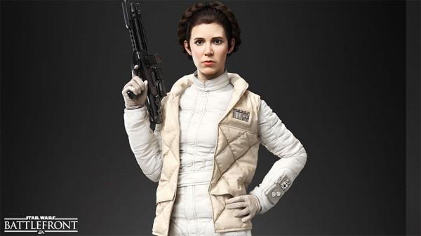 Battlefront Leia