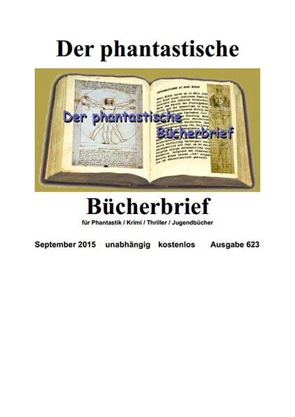 DER PHANTASTISCHE BÜCHERBRIEF 623