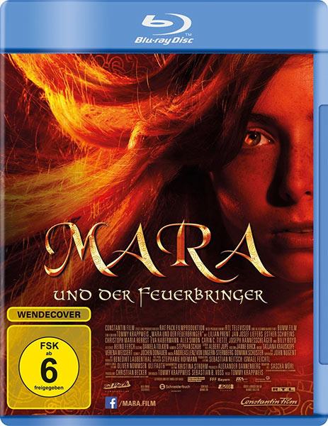 Ab heute auf DVD und BluRay: MARA UND DER FEUERBRINGER