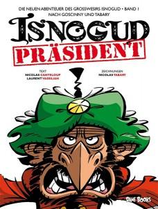 Cover Präsident Isnogud