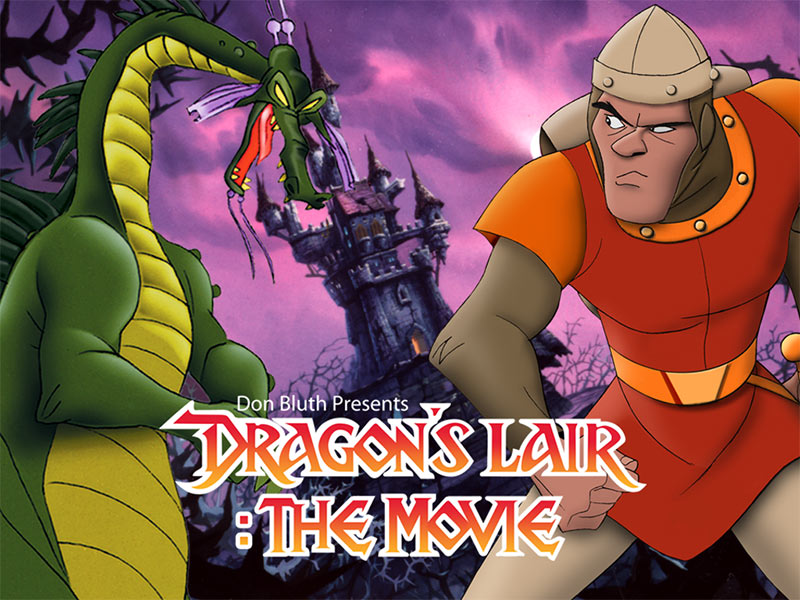 Wie Crowdfunding nicht funktioniert: DRAGON´S LAIR: THE MOVIE